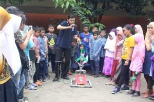 SMP muhammadiyah 3 Depok