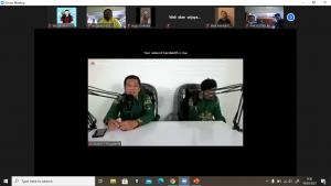 Pertemuan Virtual Orangtua/ Wali SMP Muhammadiyah 3 Depok